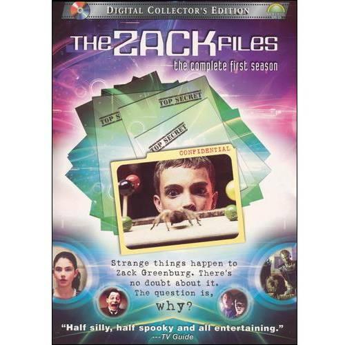 Zack Files The - Season 1