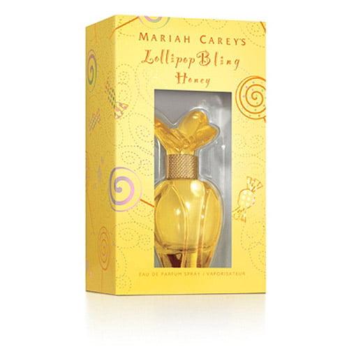 Mariah Carey Lollipop Bling Honey Eau de Parfum Spray for Women, .5 oz