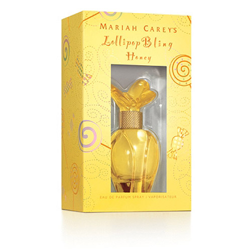 Mariah Carey Lollipop Bling Honey Eau de Parfum Spray for Women, .5 oz