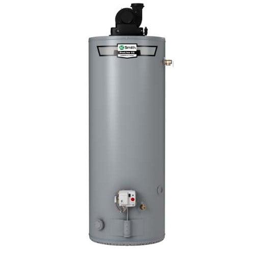 50 Gallon - 40,000 BTU ProLine Power Vent Residential Gas...