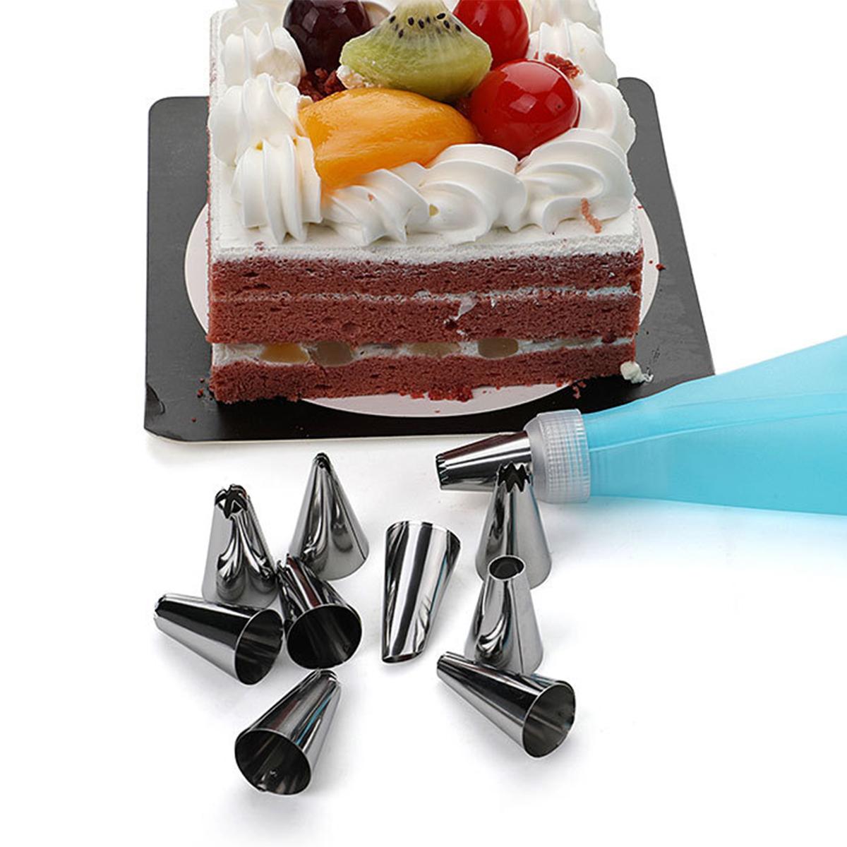 26pcs/50pcs Professional Cake Decorating Supplies Set ...
