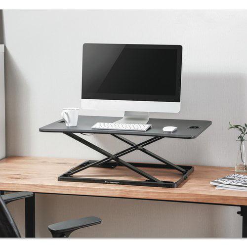 Symple Stuff Bayshore Ultra-Slim Height Adjustable Standing Desk