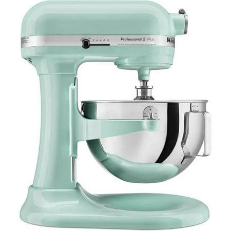 Kitchenaid Ultra Power Plus 4 5qt Tilt Head Stand Mixer Fog Blue Ksm96mf Brickseek