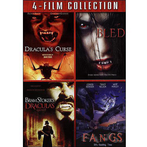 After Dark Horrorfest: Dracula's Curse / Bled / Bram Stoker's Dracula's Guest / Fangs (Widescreen)
