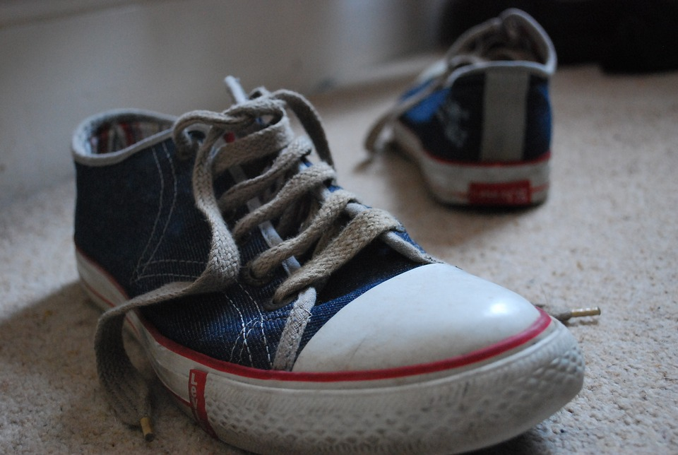snickers shoes