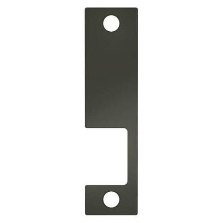 HES KD 613 Electric Strike Faceplate, HES 1006 Series KD Electric Strike Faceplate, Size 4-7/8 In., For Use With HES 1006 Series KD, Standards ANSI 613FeaturesStandards: ANSI 613Size: 4-7/8 Item: Electric Strike FaceplateFor Use With: HES 1006 Series KD