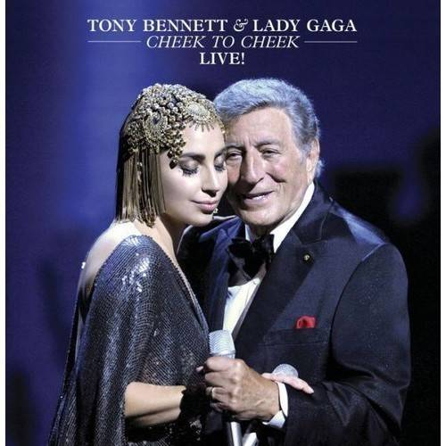 Lady Gaga & Tony Bennett: Cheek To Cheek - Live (Music DVD)