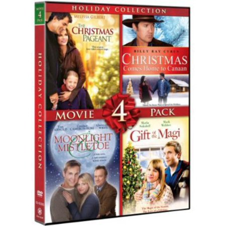 Holiday Collection: Movie 4 Pack (DVD) (Six Pack Movie Dvd)