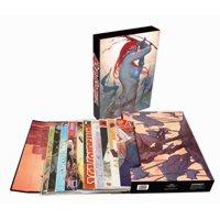 "1x BCW Comic Book Stor-Folio 1.5"" Stores 15-20 comics ART - RED SONJA"