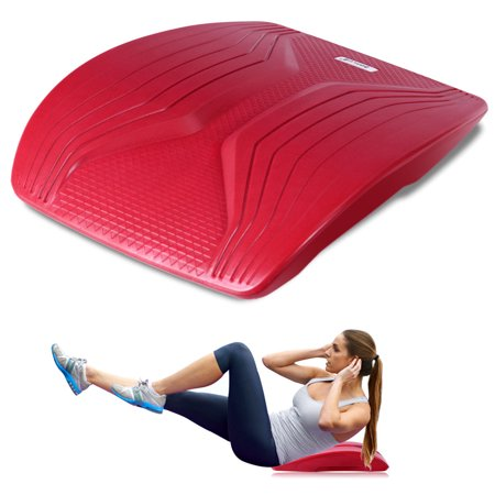 Goplus Abdominal Trainer Sit Up Support Pad Crunch Exercise Ab Mat Workout - Mat Halloween Trainer 2