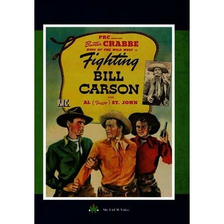 Fighting Bill Carson (DVD) (John Hughes Films)