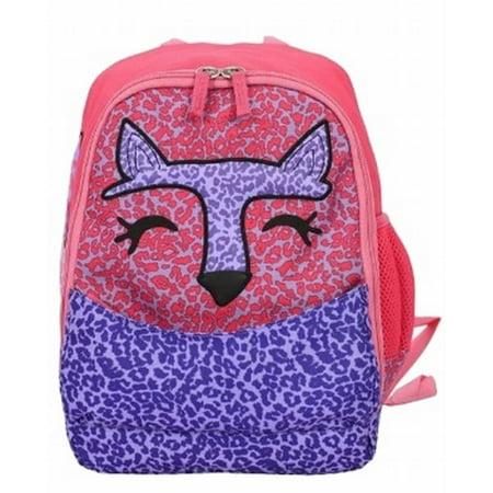 Pink & Purple Cheetah Spots Backpack Sport School Travel Back Pack - The Pink Cheetah