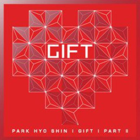 Hyo Shin Park - Gift [CD] (Lee Min Ho Likes Park Shin Hye)
