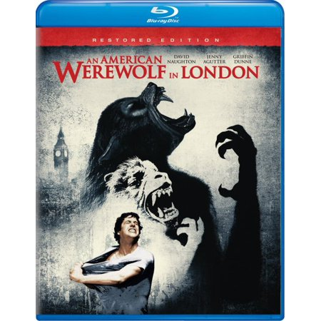 An American Werewolf In London - Halloween Werewolf Of London