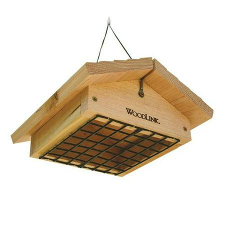 WoodLink SBTM Bottom Suet Bird Feeder