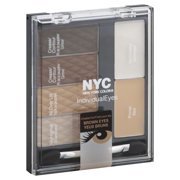 NYC New York Color Individual Eyes Custom Compact, 946 Best of Broadway, 0.32 oz