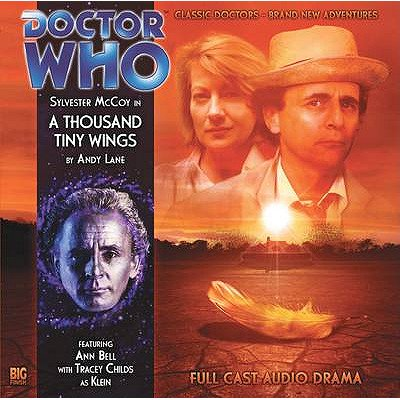 A Thousand Tiny Wings (Doctor Who) (Audio CD)
