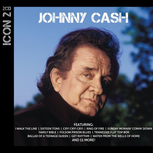Icon Series 2: Johnny Cash (2CD)