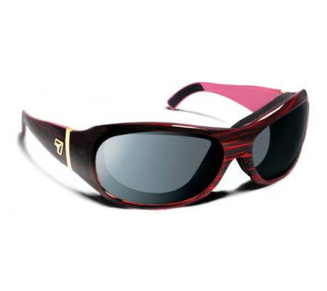 Image of 7 Eye Briza/ Photochromic Sunglasses Day Night Eclypse Lens, Ruby Frame, S-L 316