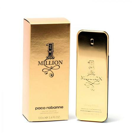 One Million Men By Paco Rabanne - EDT Spray 3.4 OZ