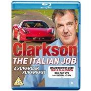 Clarkson the Italian Job (Blu-ray) by