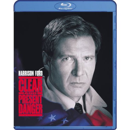 Clear And Present Danger (Blu-ray) (Widescreen)