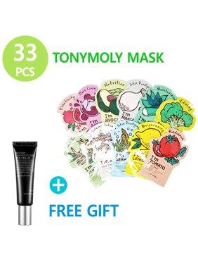 (33 pcs) TonyMoly I'm Mask Sheet + Free Gift