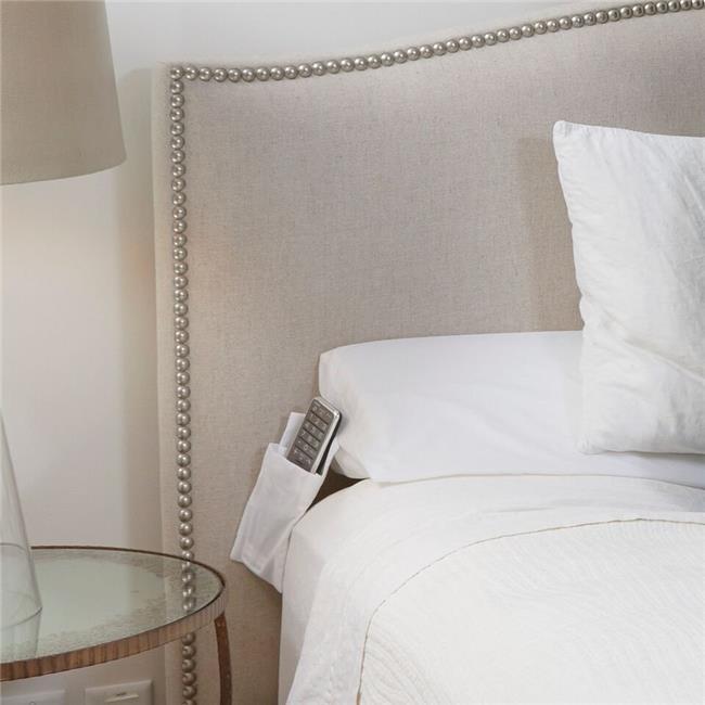 Hermell Products MW1010MO Bed Headboard Wedge