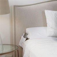 Hermell Products MW1010MO Bed Headboard Wedge Twin Size