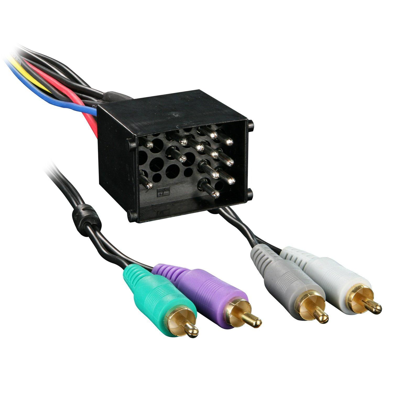 Metra Interface Adapter - Car Amplifier, Car Radio (70-8591)