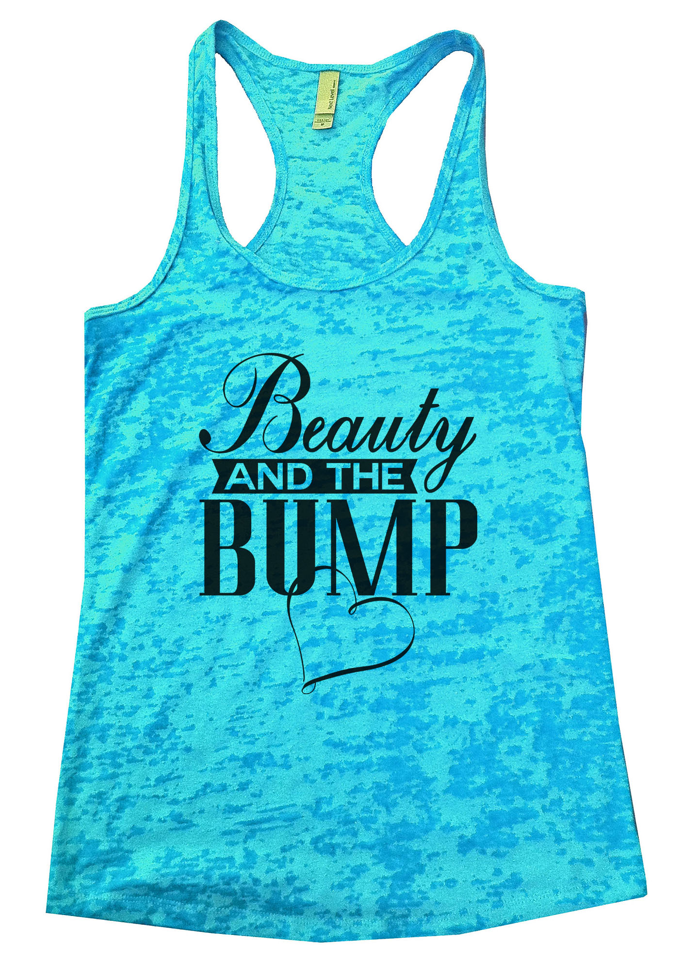 Beauty And The Bump Maternity Vest Top