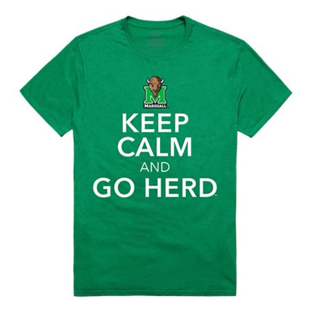 Marshall University Thundering Herd Keep Calm T-Shirt