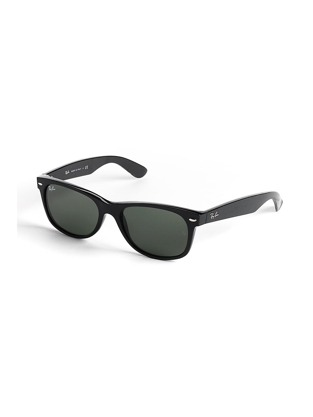 Ray-Ban Unisex RB2132 New Wayfarer Sunglasses, 55mm