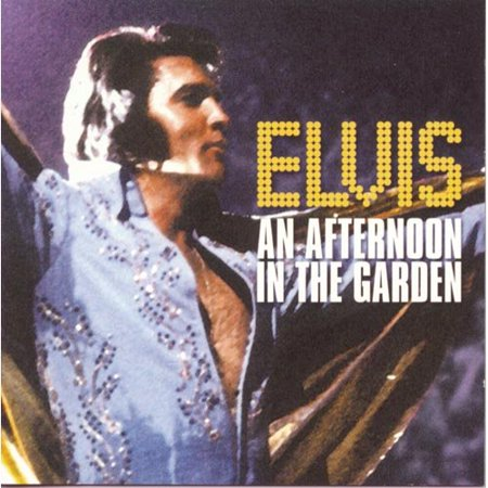 Evlis Presley - An Afternoon In The Garden (CD)