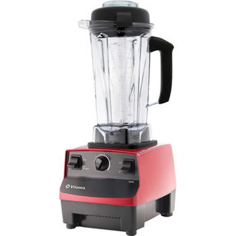 Vitamix 5200 Blender Super Package Red
