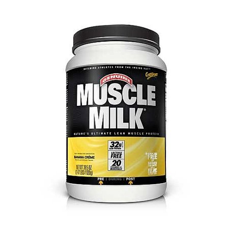 Hawaiian Agents, Inc.: Cytosport Muscle Milk Banana Creme Protein Supplement, 2.47 lb