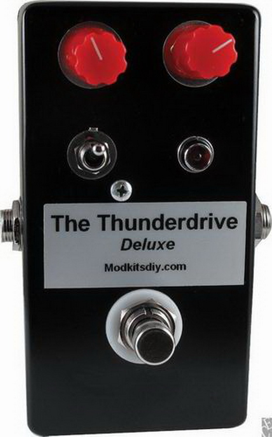 CE Distribution The Thunderdrive Deluxe, Overdrive Pedal Kit by