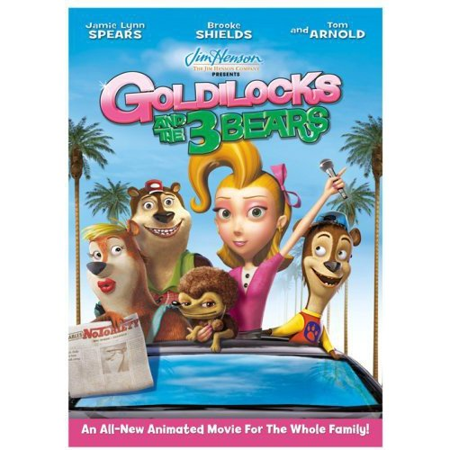 Goldilocks & The 3 Bears Show [dvd/ff/eng-sp-sub/sell-through Only] (genius Products)