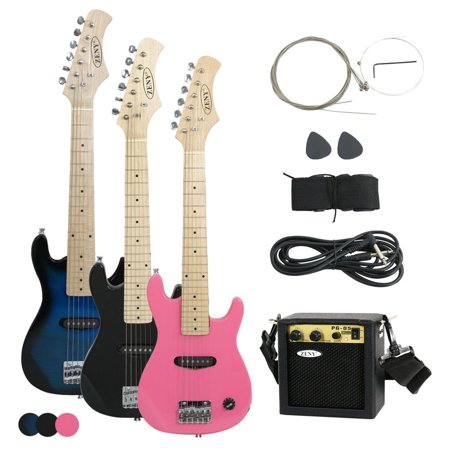 Gizmo Supply 30/39' Electric Guitar Kids +5/10 Watt Amp +Gig Bag Case +Guitar Strap