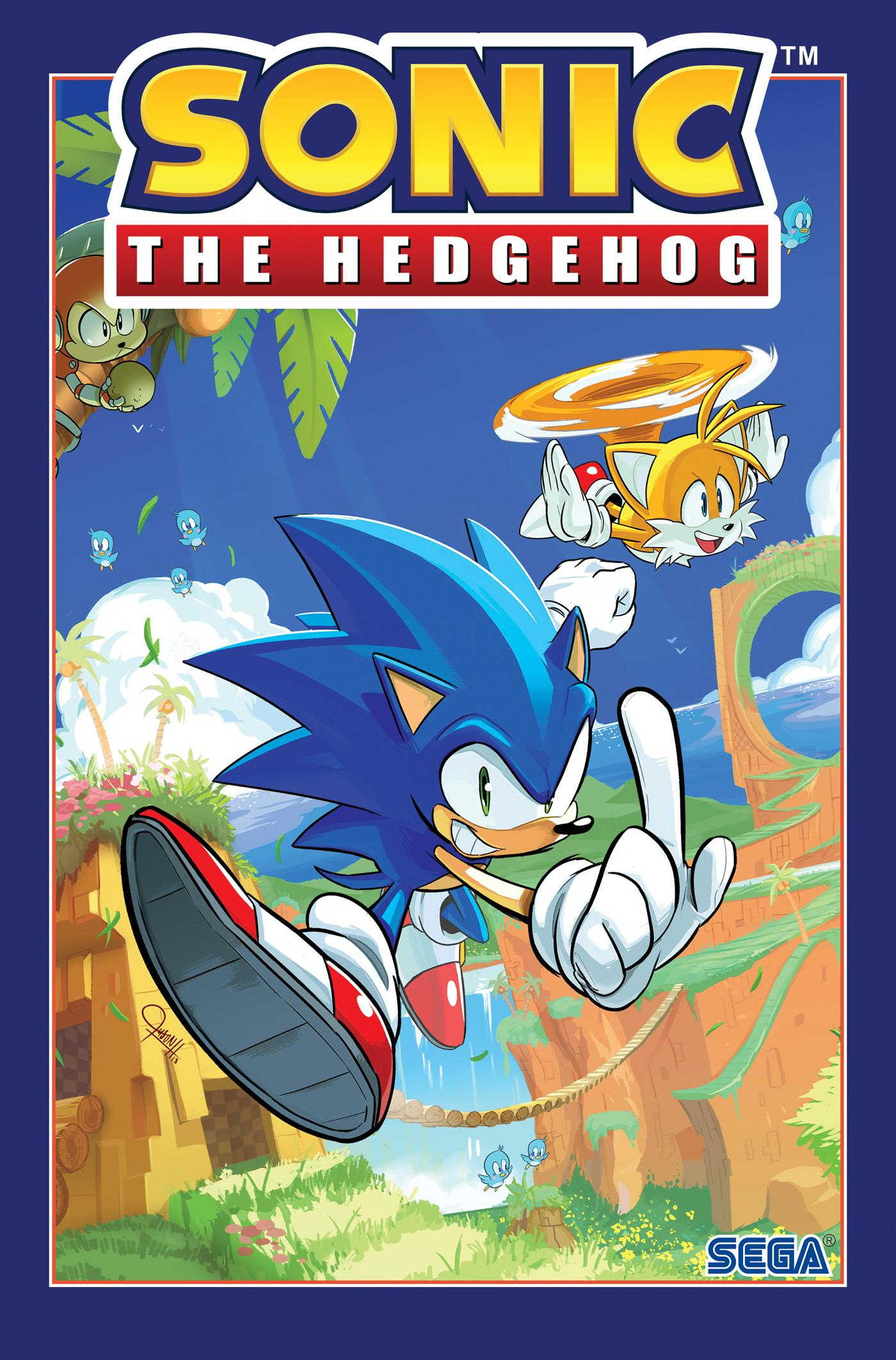 Sonic The Hedgehog Vol 1 Fallout Paperback Walmart Com Walmart Com