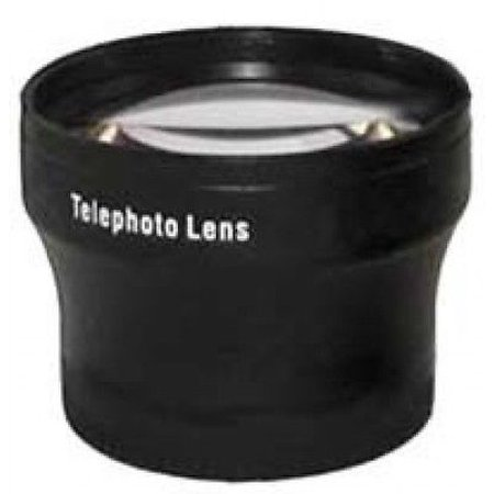 Tele Lens for Sony DCR-HC16, Sony DCR-HC17, Sony DCR-HC18, Sony DCR-HC19, Sony DCR-HC20, Sony DCR-HC21, Sony DCRHC22 Tele Lens for Sony DCR-HC16, Sony DCR-HC17, Sony DCR-HC18, Sony DCR-HC19, Sony DCR-HC20, Sony DCR-HC21, Sony DCRHC22Not made by Sony