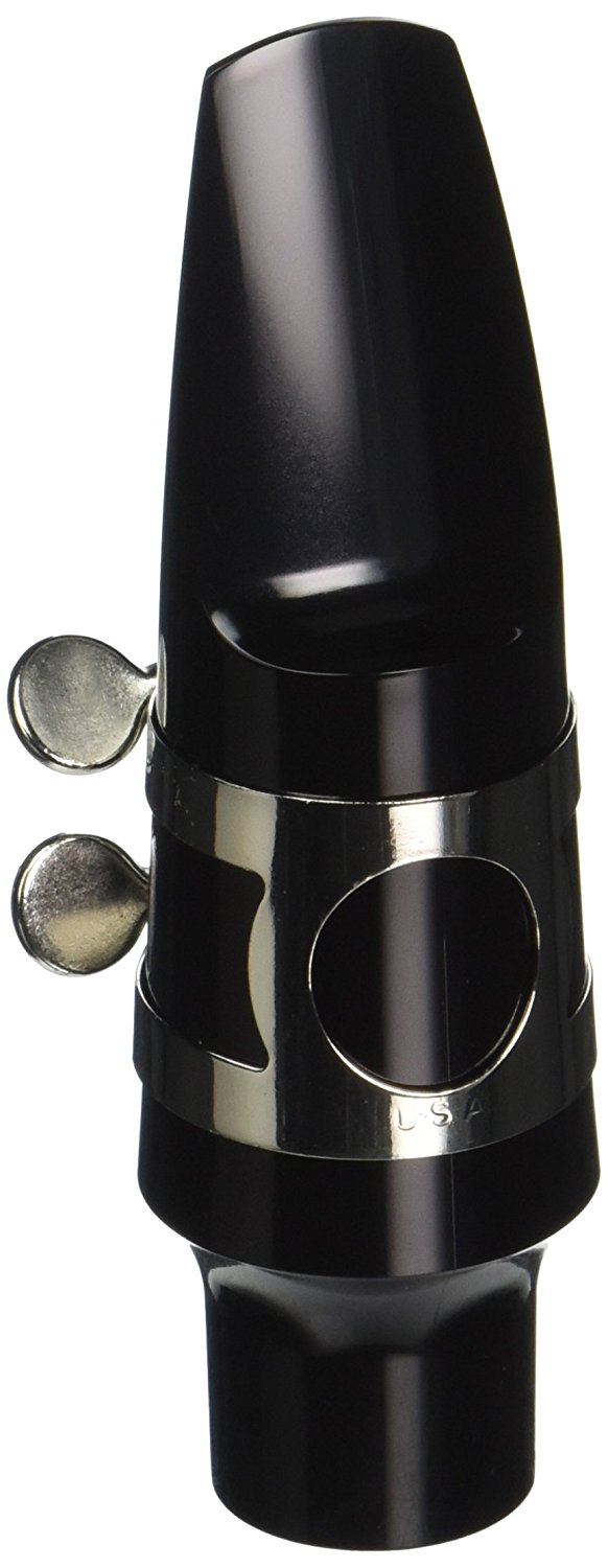 2336K Tenor Sax Mouthpiece Kit, Tenor Sax Mouthpiece By American Plating by