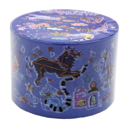 Aimez Le Style Primaute Collection Special Zodiac Signs Washi Masking Deco Tape Wide.