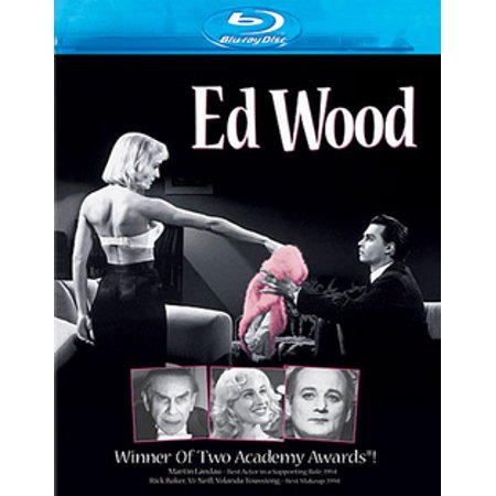 Rays Wood (Ed Wood (Blu-ray) )