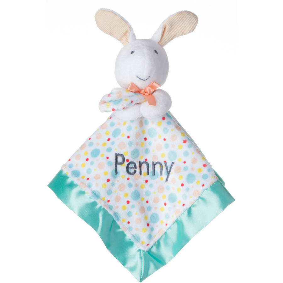 Personalized Pat The Bunny Blankey