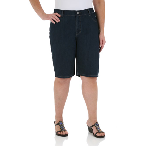Riders by Lee Women's Plus-Size Classic Bermuda Shorts