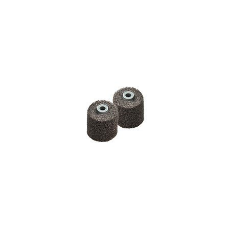 Etymotic Research ER38-14F Foam Replacement Eartips - 10 Pack - Black