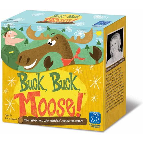 Buck, Buck, Moose!