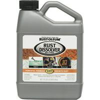 Rust-Oleum Rust Dissolver, 1 Quart