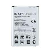 Replacement LG BL-51YF Li-ion Mobile Phone Battery - 3000mAh / 3.85v